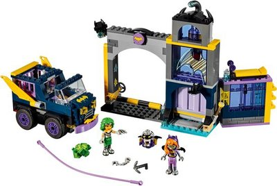 41237 LEGO® DC Super Hero Girls Batgirl Geheime Bunker