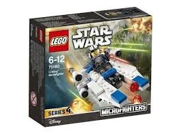 75160 LEGO® Star Wars™ U-Wing Microfighter
