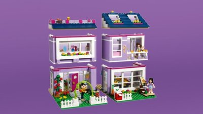 41095 LEGO® Friends Emma's Huis