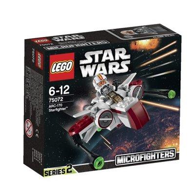 75072 LEGO® Star Wars™ ARC-170 Starfighter
