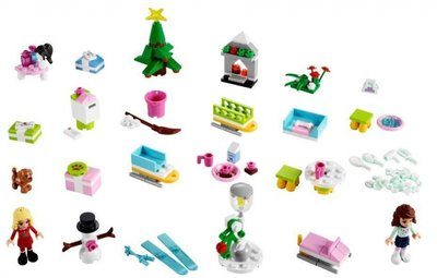 3316 LEGO® Friends Adventskalender
