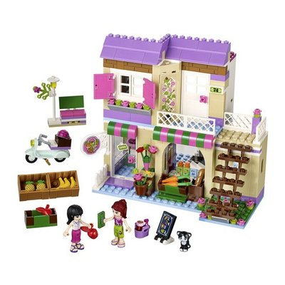 41108 LEGO® Friends Heartlake Supermarkt