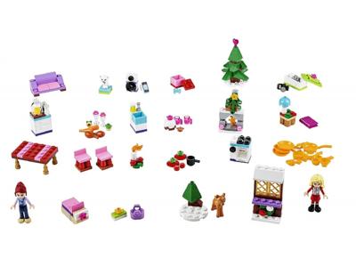 41040 LEGO® Friends Adventskalender