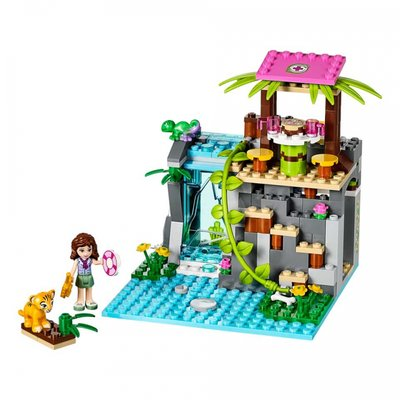 41033 LEGO® Friends Junglewaterval Reddingsactie