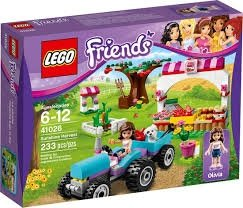 41026 LEGO® Friends Sunshine Oogst