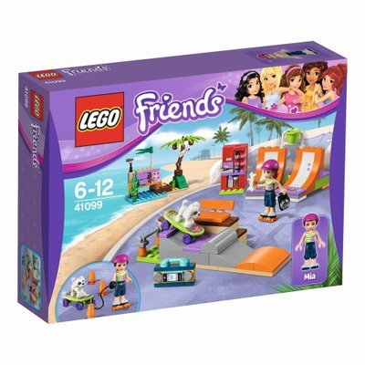 41099 LEGO® Friends Heartlake Skate Park