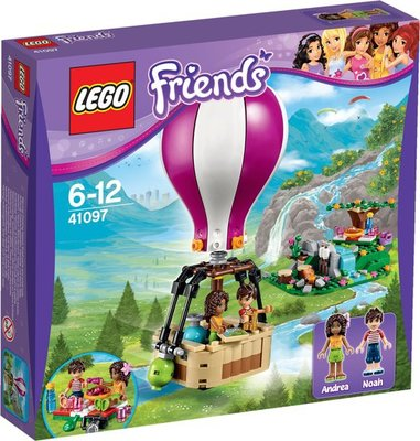 41097 LEGO® Friends Heartlake Luchtballon