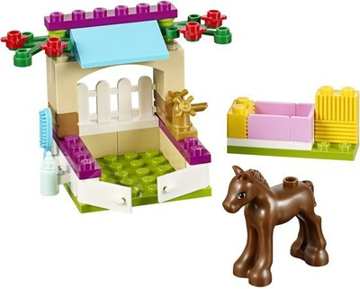 41089 LEGO® Friends Jong Veulentje