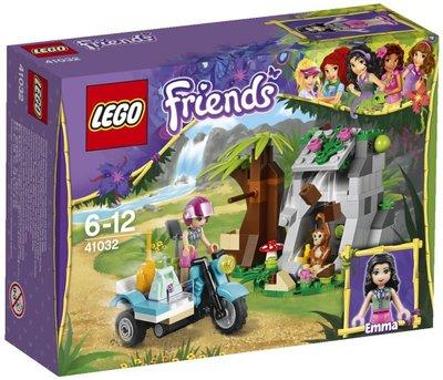 41032 LEGO® Friends Eerste Hulp Junglebike