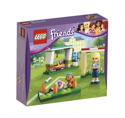 41011 LEGO® Friends Stephanie's voetbaltraining