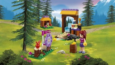 41120 LEGO® Friends Avonturenkamp Boogschieten