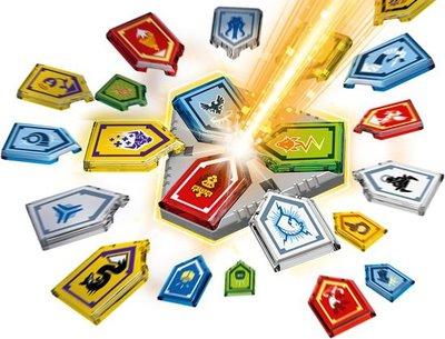 70372 LEGO® Nexo Knights  Krachten Combiset 1