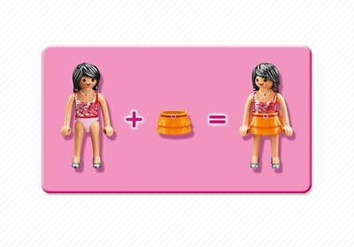 5303 Playmobil Herenhuis