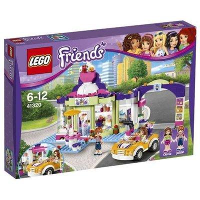 41320® LEGO Friends Heartlake Yoghurtijswinkel