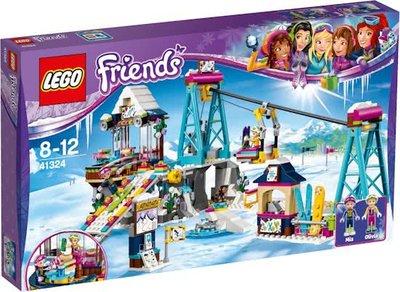 41324 LEGO® Friends Wintersport Skilift