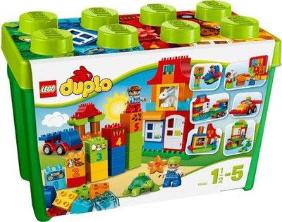 10580 LEGO DUPLO Deluxe Bouwstenen Box