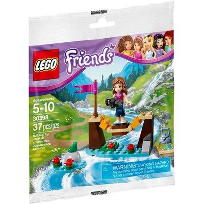 30398 LEGO® Friends Avonturen Kamp Brug (Polybag)