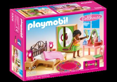 5309 Playmobil Slaapkamer Met Kaptafel