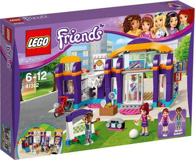 41312 LEGO® Friends Heartlake Sporthal