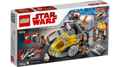 75176 LEGO® Star Wars™ Resistance Transport Pod