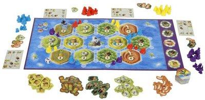 999Games De Kolonisten van Catan Junior Kinderspel