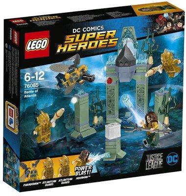 76085 LEGO® Super Heroes Justice League Slag om Atlantis