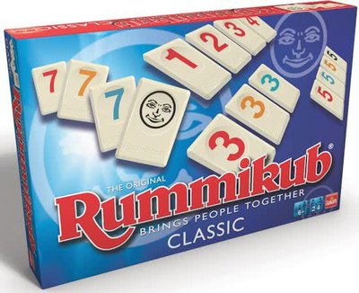 1600 Goliath Rummikub Classic Original - Gezelschapsspel