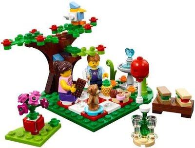 40236 LEGO Romantische Valentijnsdag-Picknick