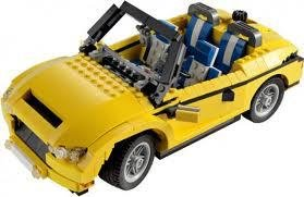 5767 LEGO® Creator Coole Cabriolet