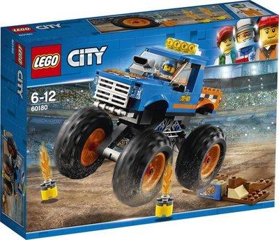 60180 LEGO City Monstertruck