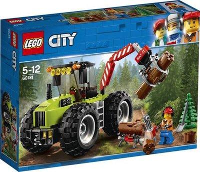 60181 LEGO® City Bostractor