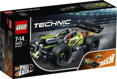 42072 LEGO® Technic WHACK!