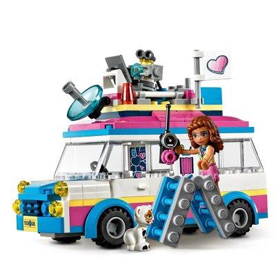 41333 LEGO® Friends Olivia's Missievoertuig