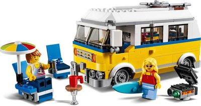 31079 LEGO Creator Zonnig Surferbusje