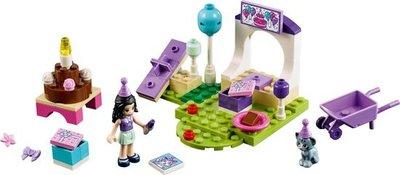 10748 LEGO® Juniors Friends Emma's Huisdierenfeestje