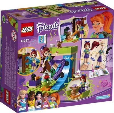 41327 LEGO® Friends Mia's Slaapkamer