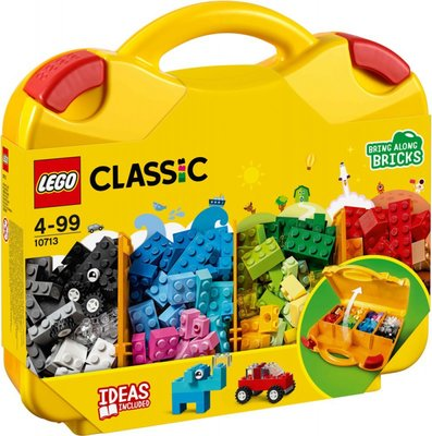 10713 LEGO® Classic Creatieve Koffer