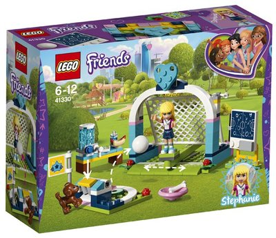 41330 LEGO® Friends Stephanie's Voetbaltraining
