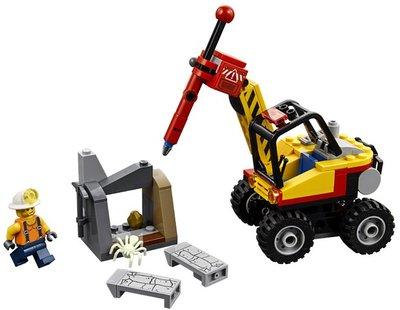 60185 LEGO® City Krachtige Mijnbouwsplitter