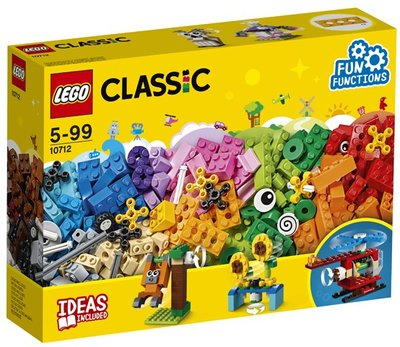 10712 LEGO® Classic Stenen en Tandwielen