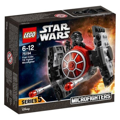 75194 LEGO® Star Wars™ First Order TIE Fighter Microfighter