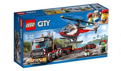 60183 LEGO® City Zware-vrachttransporteerder