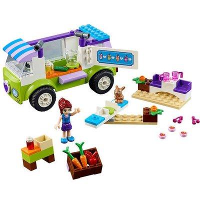 10749 LEGO® Juniors Mia's Biologische Voedselmarkt