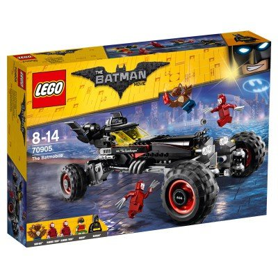 70905 LEGO® The Batman Movie Batmobiel