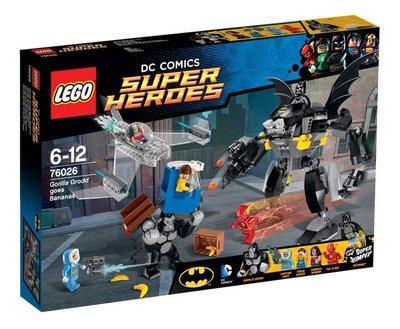 76026 LEGO® Super Heroes Gorilla Grodd goes Bananas