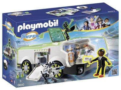 6692 Playmobil Kameleon met Gene