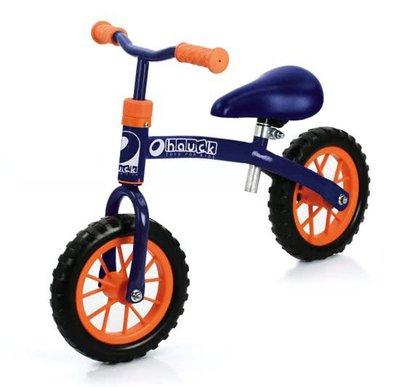 Hauck Loopfiets E-Z Rider Oranje