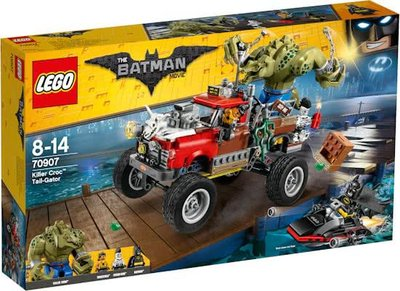 70907 LEGO® The Batman Movie Killer Croc Monstertruck