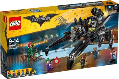70908 LEGO® The Batman Movie De Scuttler