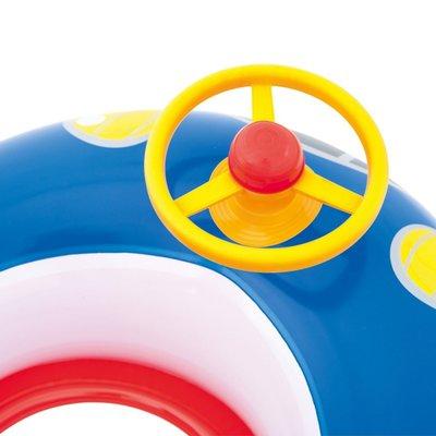 Bestway Kinderzwembadje met zonneluifel Blauw
